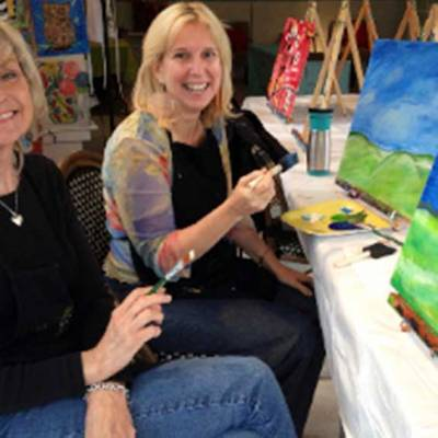 BYOB Canvas Painting Party